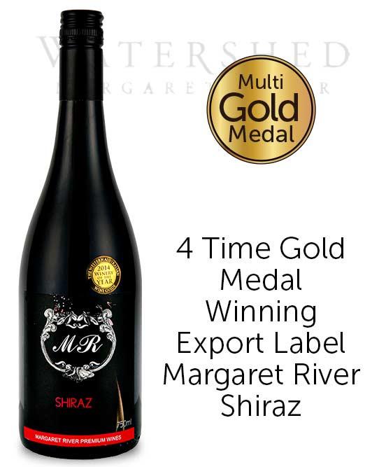 Watershed MR Premium Margaret River Shiraz 2016