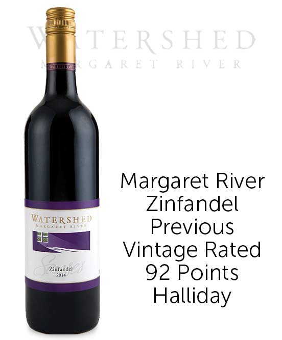 Watershed Senses Margaret River Zinfandel 2014