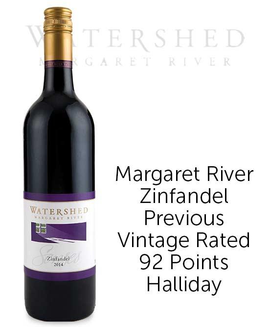 Watershed Senses Margaret River Zinfandel 2014