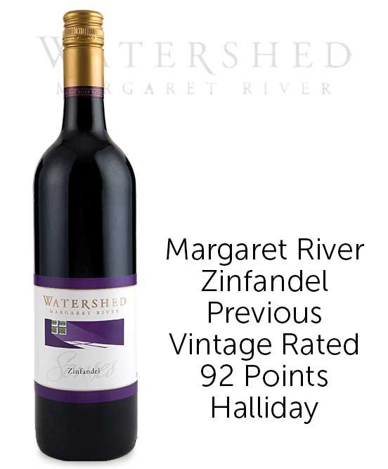 Watershed Senses Margaret River Zinfandel 2015