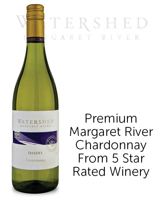 Watershed Shades Margaret River Chardonnay 2018