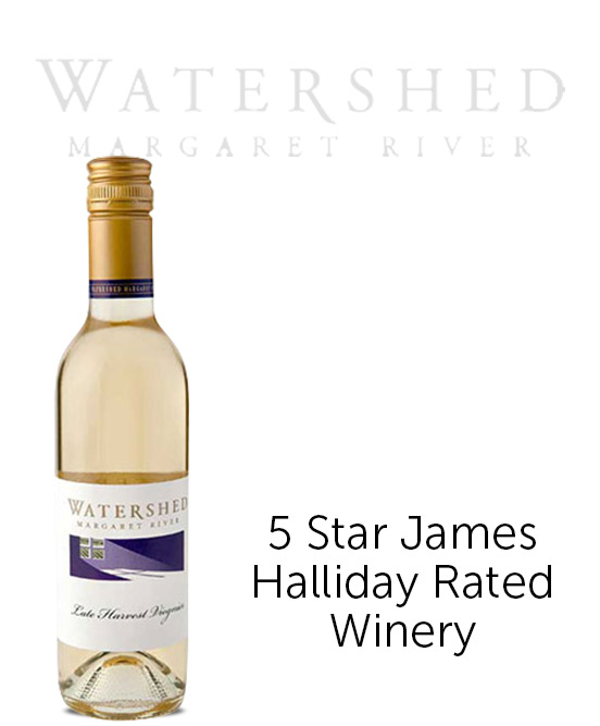 Watershed Late Harvest Margaret River Viognier 2018 375ml