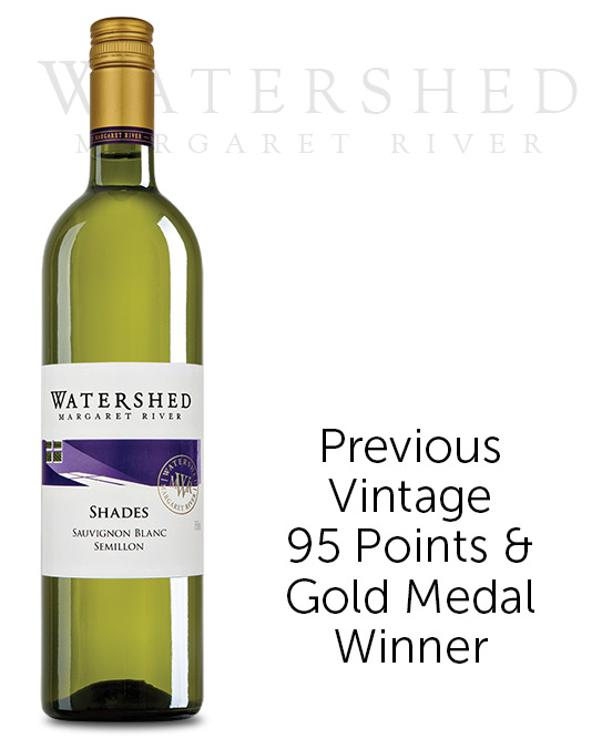 Watershed Shades Margaret River Sauvignon Blanc Semillon 2018