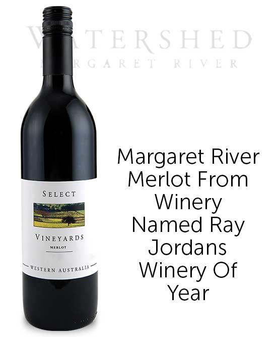 Watershed Select Vineyards Margaret River Merlot 2016