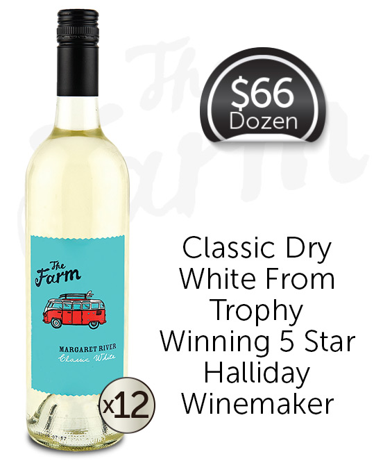 Watershed The Farm Margaret River Classic White 2013 Dozen