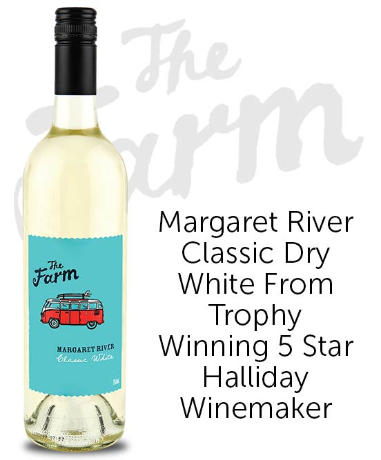 Watershed The Farm Margaret River Classic White 2013
