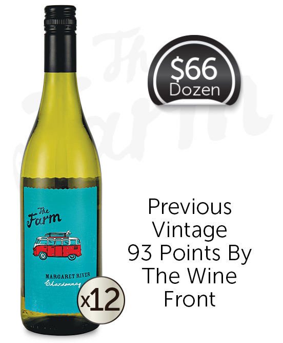 Watershed The Farm Margaret River Chardonnay 2018 Dozen