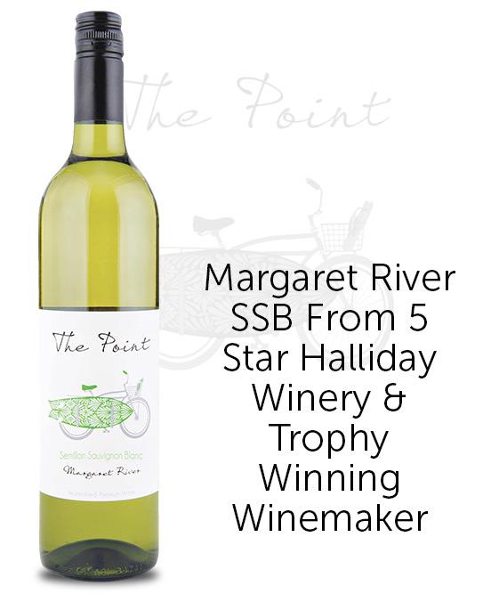 Watershed The Point Margaret River Semillon Sauvignon Blanc 2017