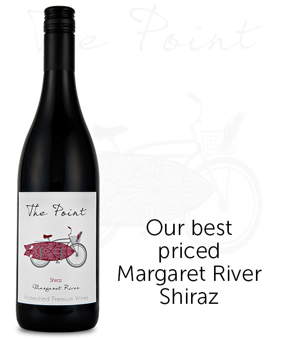 Watershed The Point Margaret River Shiraz 2017
