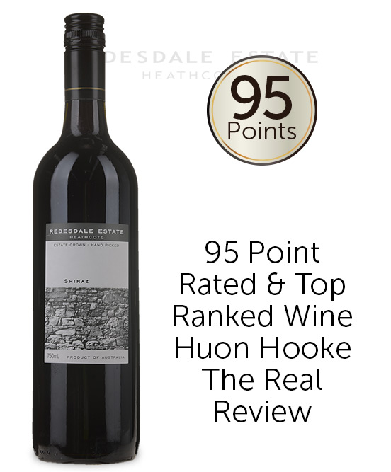 Redesdale Estate Heathcote Shiraz 2004