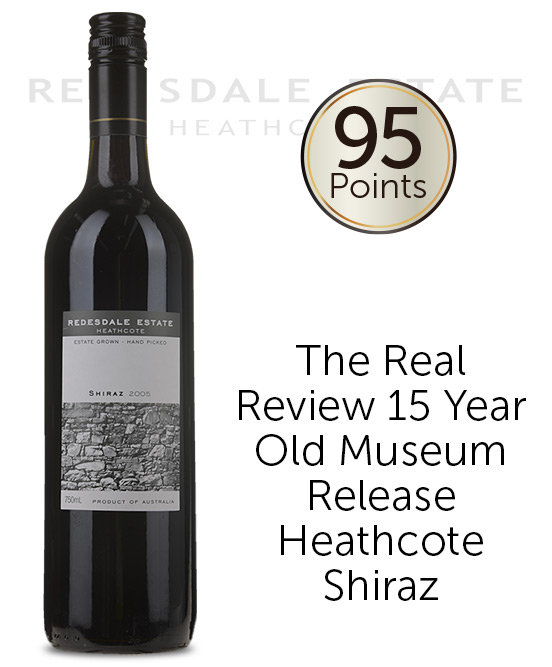 Redesdale Estate Heathcote Shiraz 2006