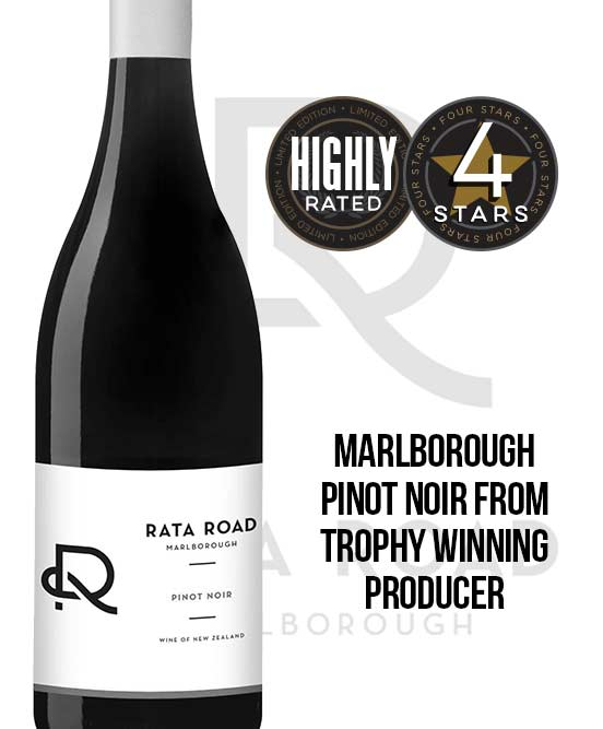 Rata Road Marlborough Pinot Noir 2017
