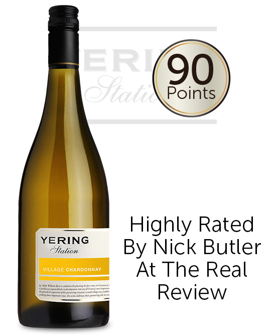 Yering Station Village Yarra Valley Chardonnay 2018