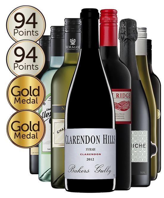 South Australian Multi Gold Medal & 94 Point Winning Mixed Dozen
