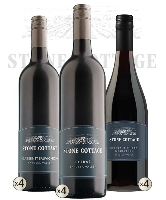 Stone Cottage Barossa Mixed Dozen