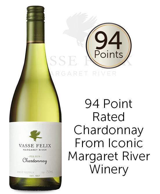 Vasse Felix Filius Margaret River Chardonnay 2014