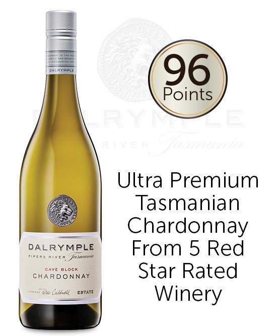 Dalrymple Cave Block Tasmania Chardonnay 2018
