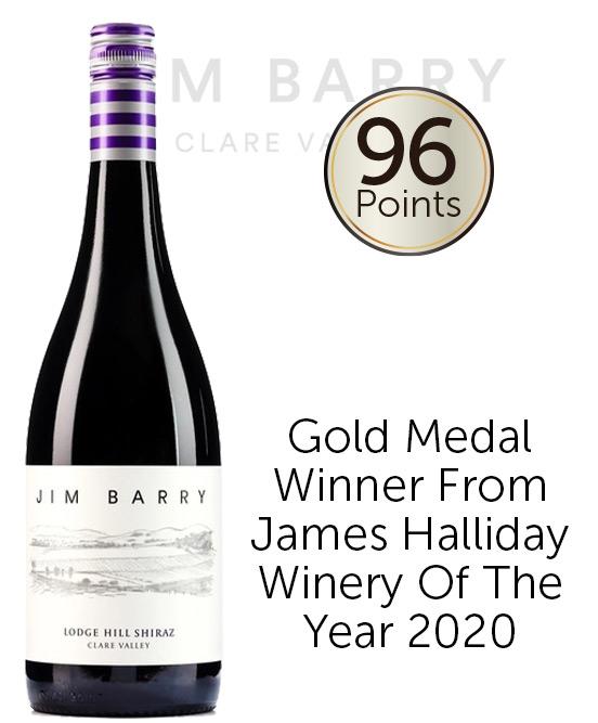Jim Barry Lodge Hill Clare Valley Shiraz 2018