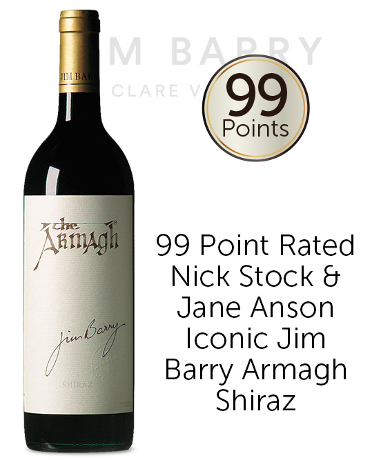 Jim Barry Armagh Clare Valley Shiraz 2016