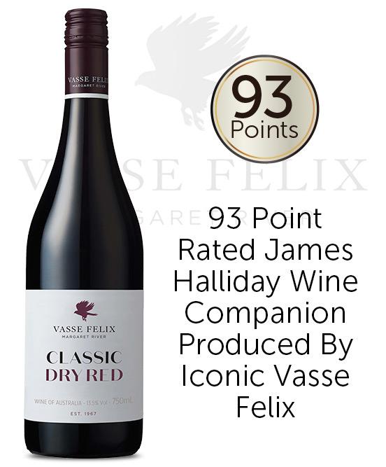 Vasse Felix Margaret River Classic Dry Red 2019