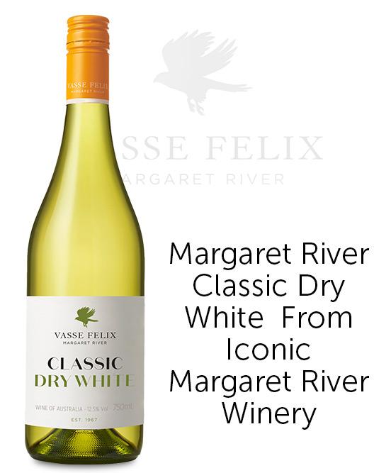 Vasse Felix Margaret River Classic Dry White 2021