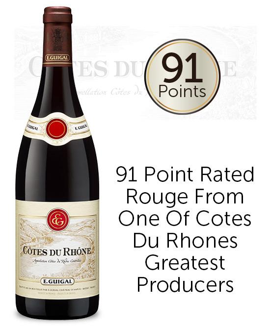 Guigal Cotes du Rhone Rouge 2017