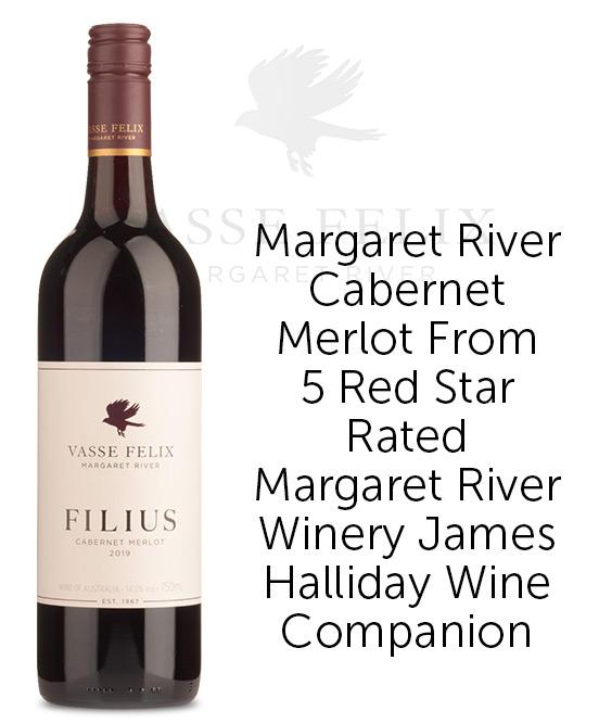 Vasse Felix Filius Margaret River Cabernet Merlot 2019