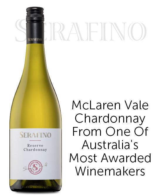 Serafino Reserve McLaren Vale Chardonnay 2019
