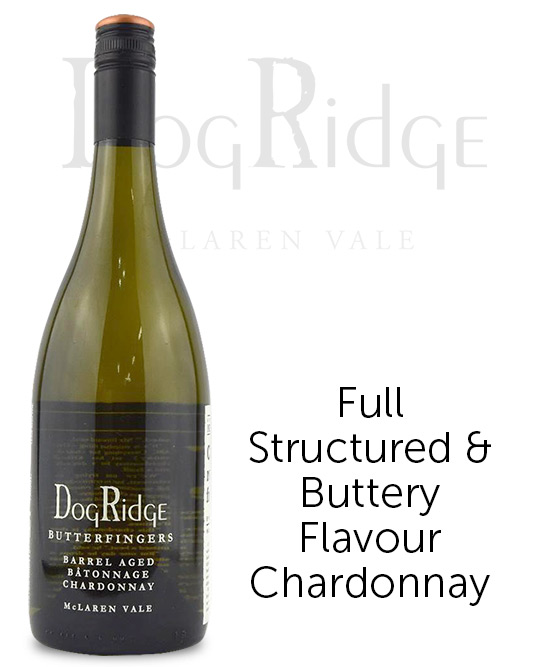 DogRidge Butterfingers McLaren Vale Chardonnay 2019
