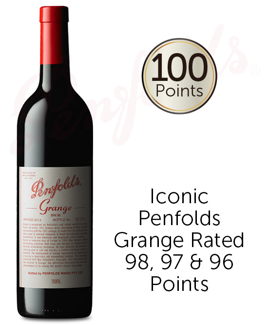 Penfolds Bin 95 Grange 2014