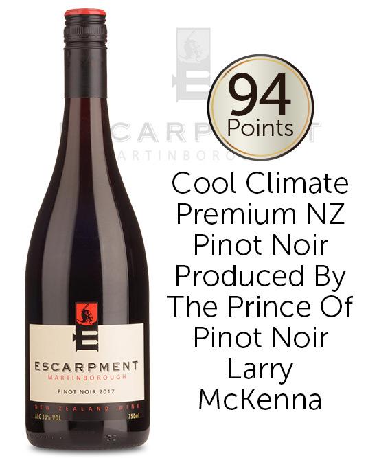 Escarpment Wines Martinborough Pinot Noir 2017