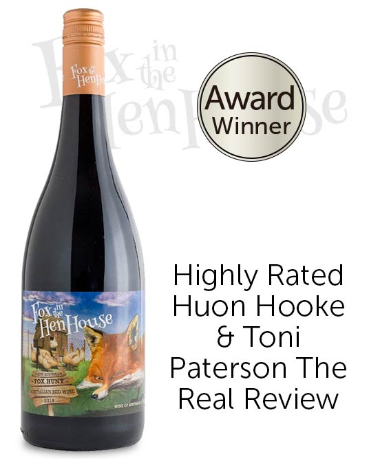Fox in the Hen House Fox Hunt Langhorne Creek Cabernet Shiraz 2014