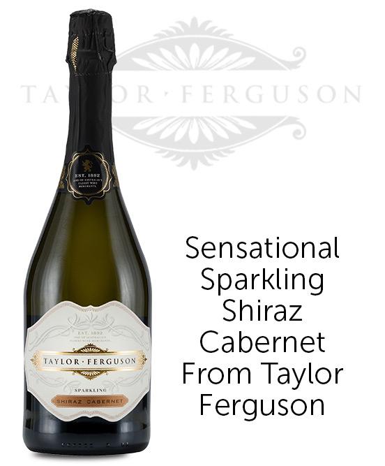 Taylor Ferguson Sparkling Shiraz Cabernet NV