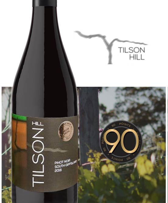 Tilson Hill South Gippsland Pinot Noir 2016