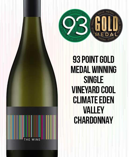 The Wine Eden Valley Single Vineyard Chardonnay 2017