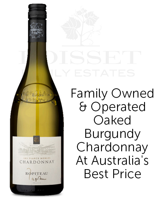 Boisset Family Estates Ropiteau Freres Le Plants Nobles Burgundy Chardonnay 2017