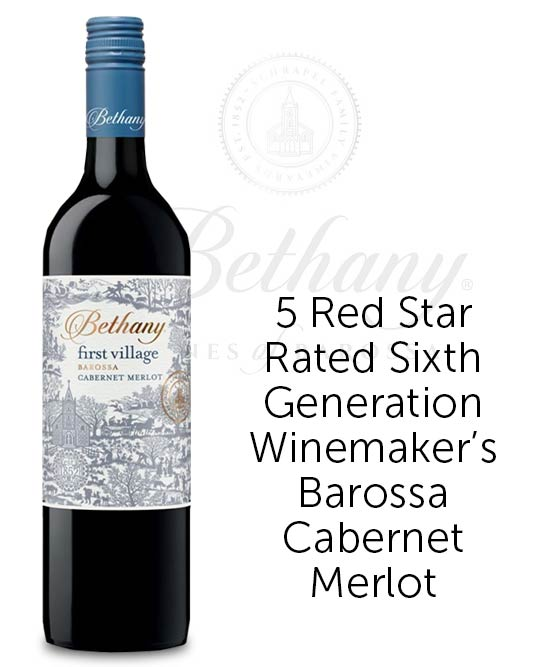 Bethany First Village Barossa Valley Cabernet Merlot 2018