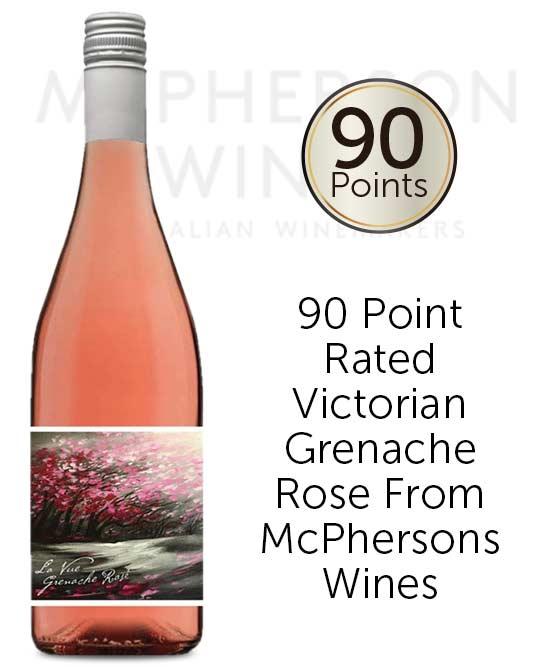 McPherson La Vue Victorian Grenache Rose 2017
