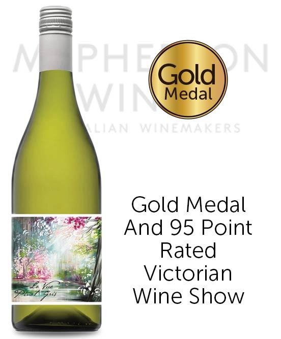 McPherson La Vue Victorian Pinot Gris 2017