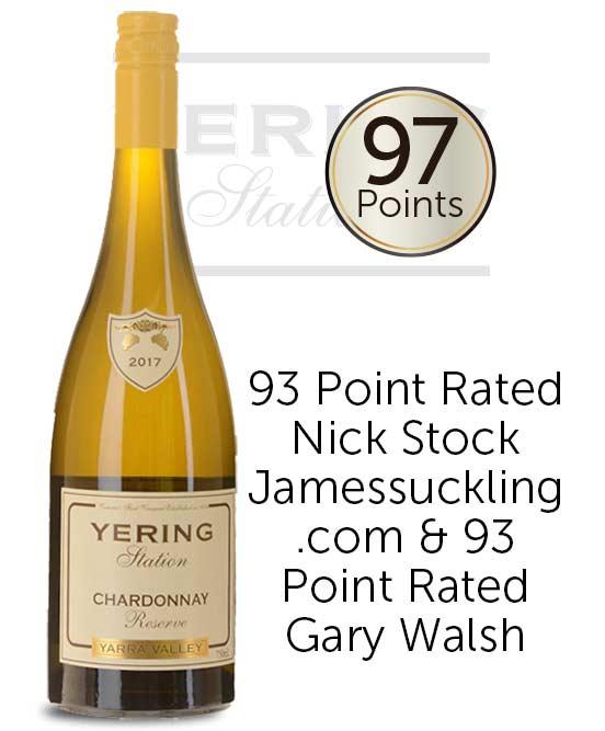 Yering Station Reserve Yarra Valley Chardonnay 2017