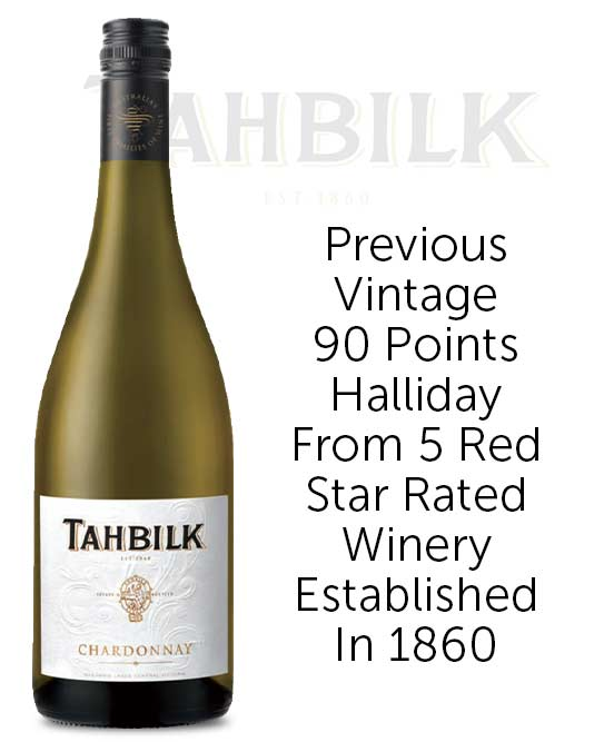 Tahbilk Estate Victorian Chardonnay 2018