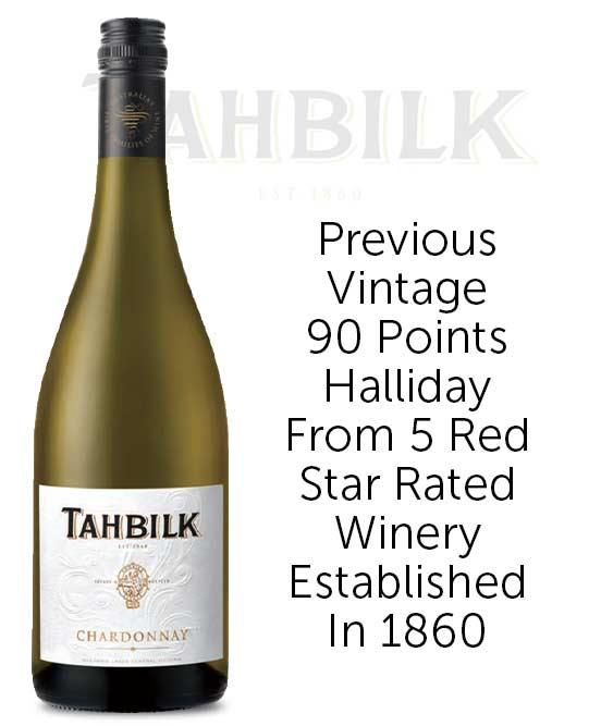 Tahbilk Victorian Chardonnay 2018