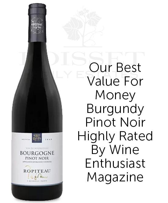 Boisset Family Estates Ropiteau Freres Le Plants Nobles Burgundy Pinot Noir 2019