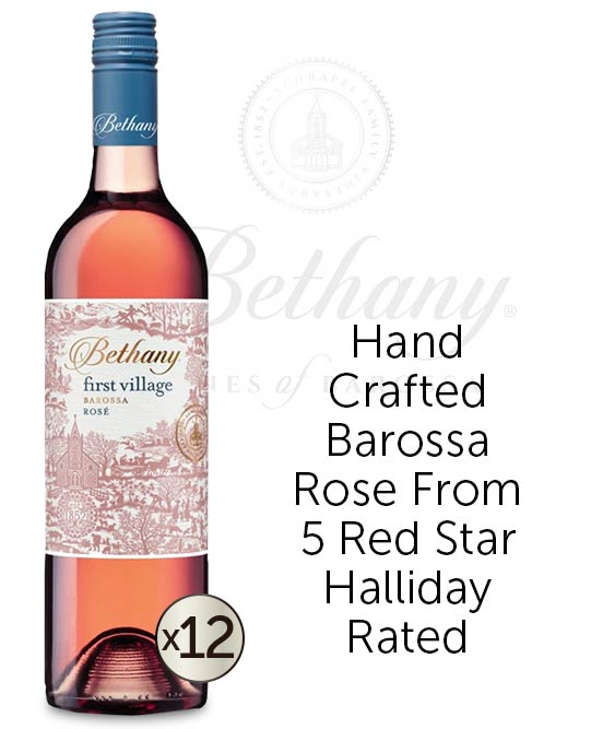 Bethany First Village Barossa Valley Rose 2019