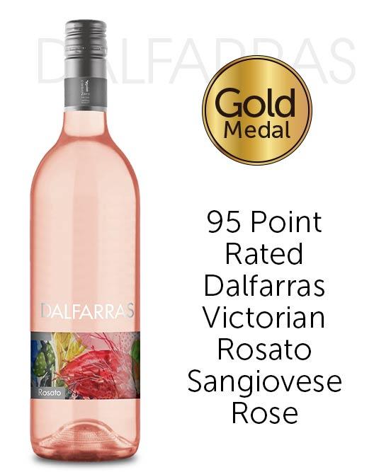 Dalfarras Victorian Rosato Sangiovese Rose 2019