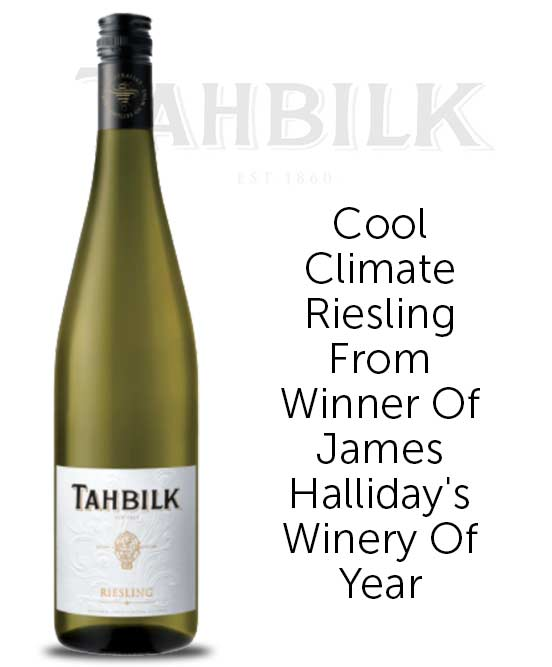 Tahbilk Estate Victorian Riesling 2019