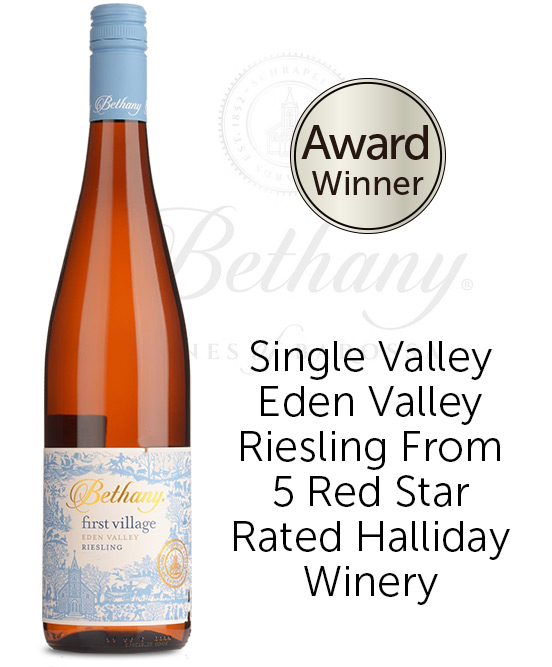 Bethany First Village Eden Valley Riesling 2020