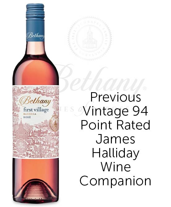 Bethany First Village Barossa Valley Rose 2020