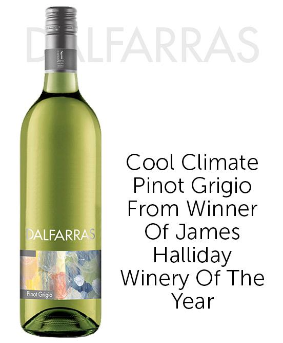 Dalfarras Victorian Pinot Grigio 2020