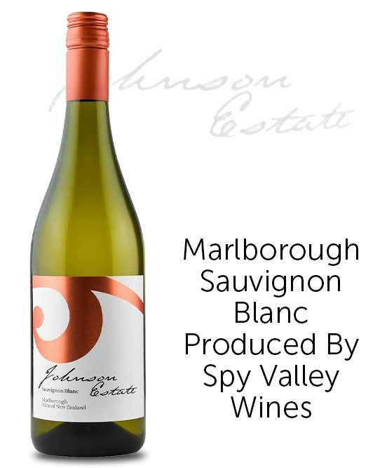 Johnson Estate Marlborough Sauvignon Blanc 2020